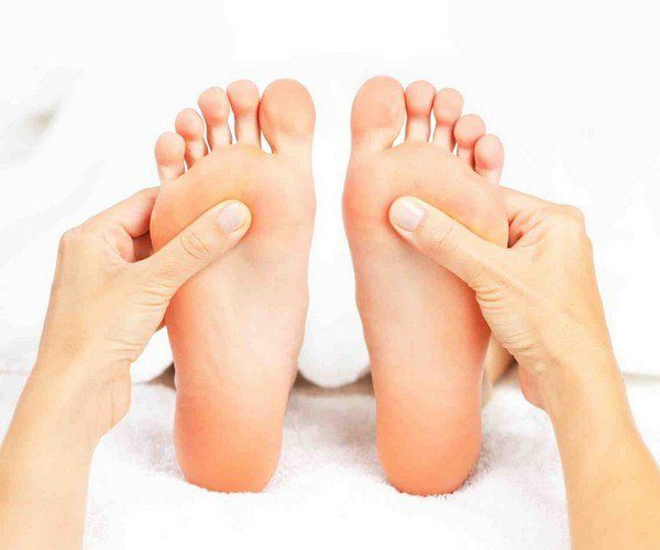 One Hour Foot Reflexology